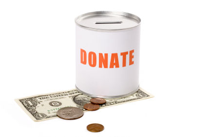 donation tax receipt template